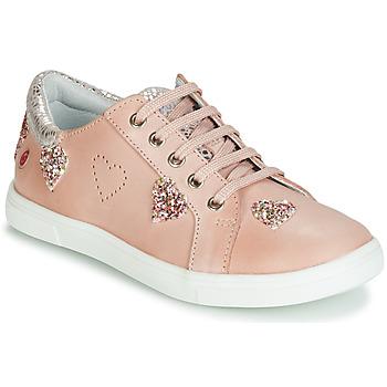 Sapatos Rapariga Sapatilhas GBB ASTOLA Rosa