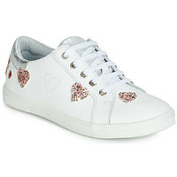 Sapatos Rapariga Sapatilhas GBB ASTOLA Branco