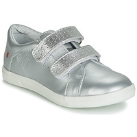 Sapatos Rapariga Sapatilhas GBB BALOTA Prata