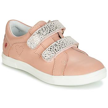 Sapatos Rapariga Sapatilhas GBB BALOTA Rosa