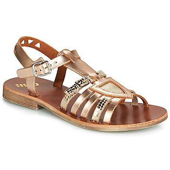 Sapatos Rapariga Sandálias GBB FANNI Bronze