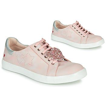 Sapatos Rapariga Sapatilhas GBB MUTA Rosa