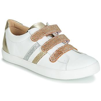 Sapatos Rapariga Sapatilhas GBB MADO Branco