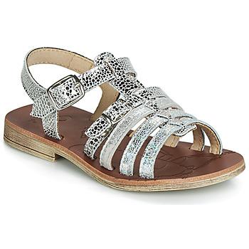 Sapatos Rapariga Sandálias GBB BANGKOK Prateado