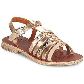 Sapatos Rapariga Sandálias GBB BANGKOK Ouro