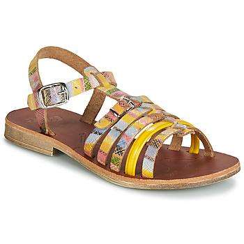 Sapatos Rapariga Sandálias GBB BANGKOK Multicolor