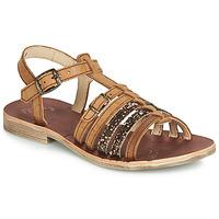 Sapatos Rapariga Sandálias GBB BANGKOK Conhaque
