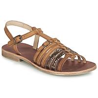 Sapatos Rapariga Sandálias GBB BANGKOK Castanho