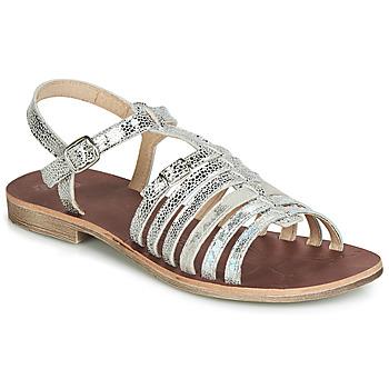 Sapatos Rapariga Sandálias GBB BANGKOK Prata