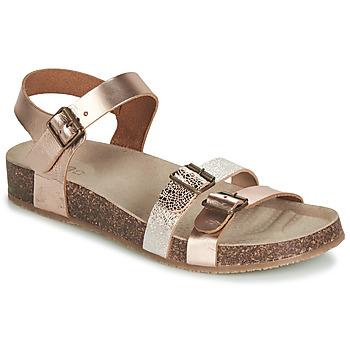 Sapatos Rapariga Sandálias GBB BIGA Rosa
