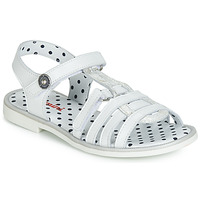 Sapatos Rapariga Sandálias Catimini MUNDA Branco
