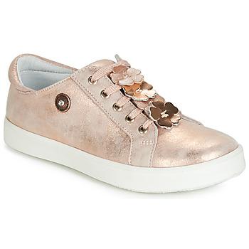 Sapatos Rapariga Sapatilhas Catimini CRISTOL Rosa