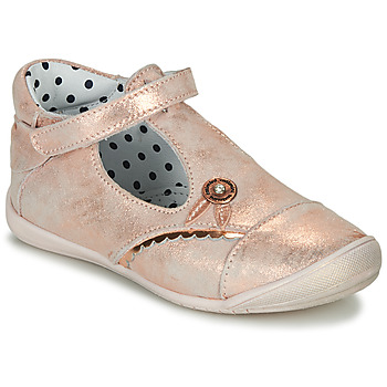 Sapatos Rapariga Sabrinas Catimini SANTA Rosa / Dourado