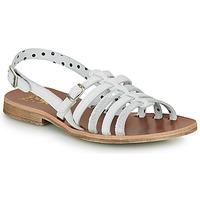 Sapatos Rapariga Sandálias Catimini NOBO Branco