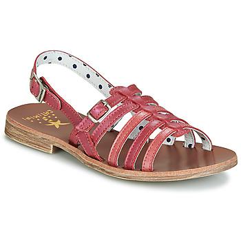 Sapatos Rapariga Sandálias Catimini NOBO Rosa