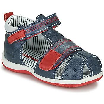 Sapatos Rapaz Sandálias Catimini BALIMO Marinho