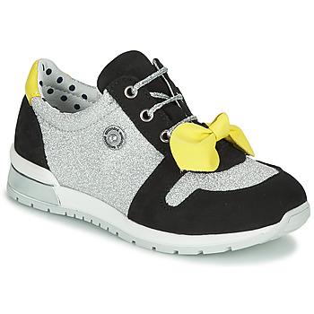 Sapatos Rapariga Sapatilhas Catimini BANJO Cinza