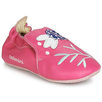 Sapatos Rapariga Chinelos Catimini CASSIA Rosa