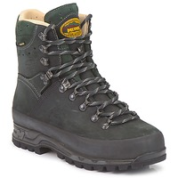 Sapatos Homem Sapatos de caminhada Meindl ISLAND MFS ACTIVE GTX Antracite / Verde