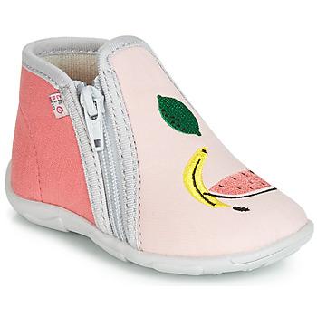 Sapatos Rapariga Chinelos GBB FERNANDA Rosa