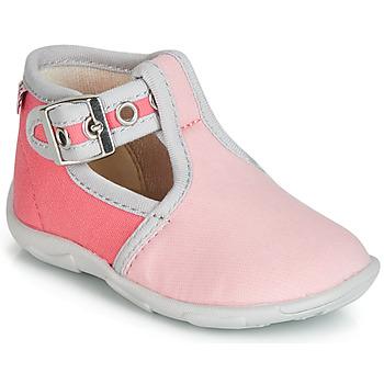 Sapatos Rapariga Chinelos GBB GARALA Rosa