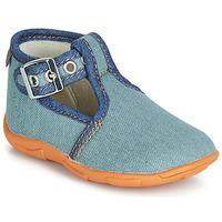 Sapatos Rapaz Chinelos GBB SAPPO Azul / Ganga