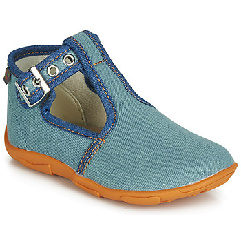 Sapatos Rapaz Chinelos GBB SAPPO Azul