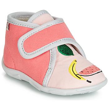 Sapatos Rapariga Chinelos GBB MASSINA Rosa