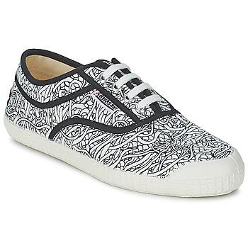 Sapatos Sapatilhas Kawasaki FANTASY STEPS Estampado / Branco