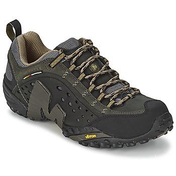 Sapatos Homem Sapatilhas Merrell INTERCEPT Preto