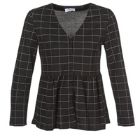 Textil Mulher Tops / Blusas Betty London JILIU Preto