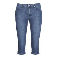 Textil Mulher Shorts / Bermudas Yurban JATARA Azul