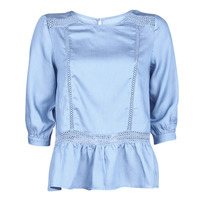 Textil Mulher Tops / Blusas Betty London KOCLE Azul