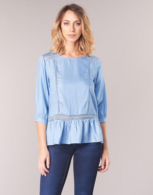 Textil Mulher Tops / Blusas Betty London KOCLE Azul