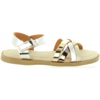 Sapatos Rapariga Sandálias Destroy K115693 Plateado