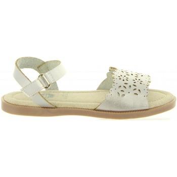 Sapatos Rapariga Sandálias Destroy K115692 Plateado