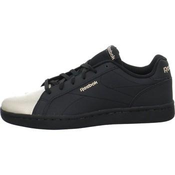 Sapatos Sapatilhas Reebok Sport Royal Complete Cln Preto,Prateado