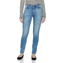 Textil Mulher Gangas Skinny Wrangler ® High Rise Skinny 27HX794O blue