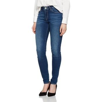 Textil Mulher Gangas Skinny Wrangler ® Skinny Authentic Blue 28KX785U blue