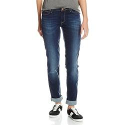 Textil Mulher Calças de ganga slim Lee ® Emlyn Night Porter 370GCIU blue