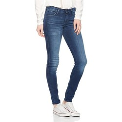Textil Mulher Calças de ganga slim Lee Jeanshose  Scarlett Skinny L526AIFB blue