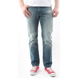 Textil Homem Calças Jeans Lee Blake Worn Green L730DAUJ blue