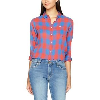 Textil Mulher camisas Lee Ultimate Shirt L47ISISG Multicolor