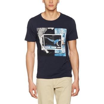 Textil Homem T-Shirt mangas curtas Producent Niezdefiniowany Lee® Photo Tee 60QEPS blue