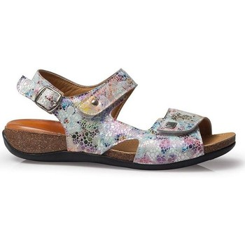 Sapatos Mulher Sandálias Calzamedi CEDRINA MULTICOLOR
