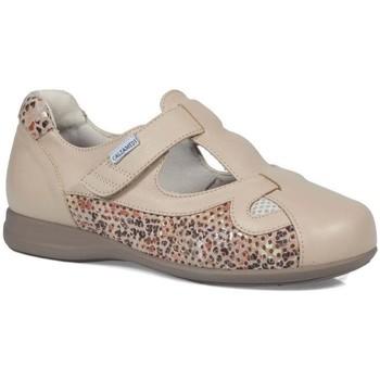Sapatos Mulher Sapatos urbanos Calzamedi verão confortável BEGE