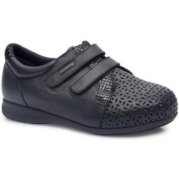 Sapatos Mulher Sapatos & Richelieu Calzamedi DUPLO CONFORTÁVEL SHOE PRETO