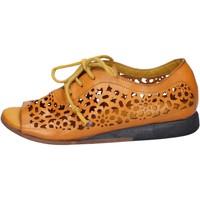 Sapatos Mulher Sandálias Moma BX962 Amarelo