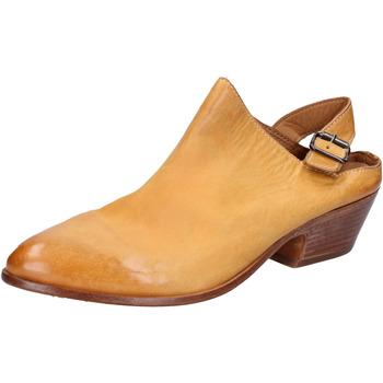Sapatos Mulher Sandálias Moma BX975 Amarelo