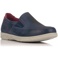 Sapatos Slip on Fluchos 0107 Azul